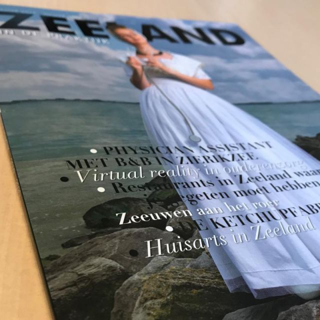 Presentatie magazine 'Zeeland in de praktijk'